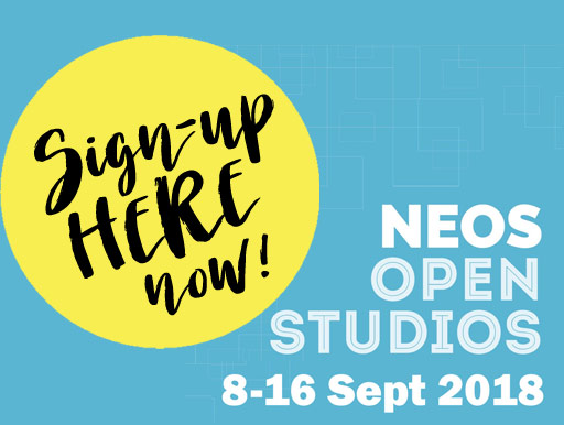 Sign up to NEOS 2018